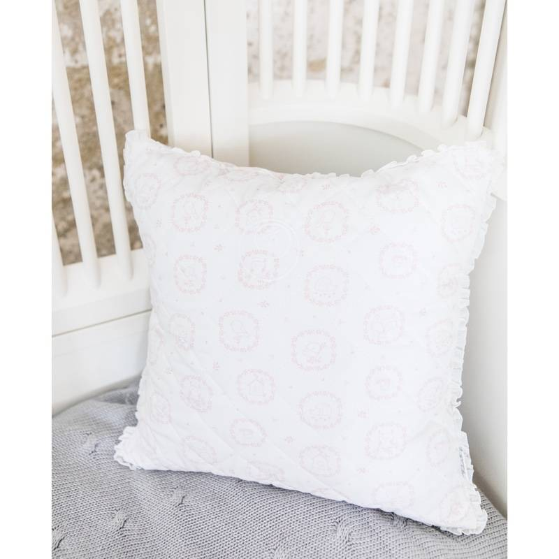 Decoration Pillow Little Forest Pink-2