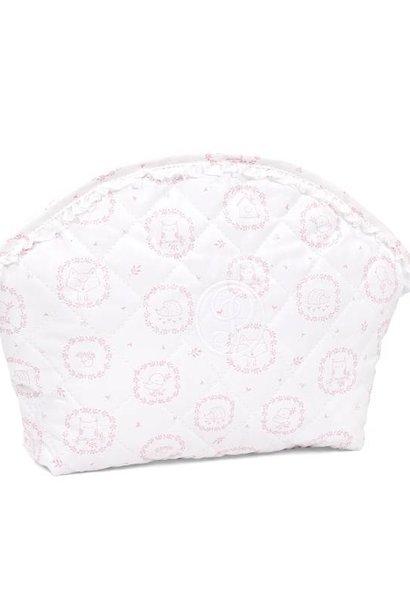 Trousse de toilette Little Forest Pink