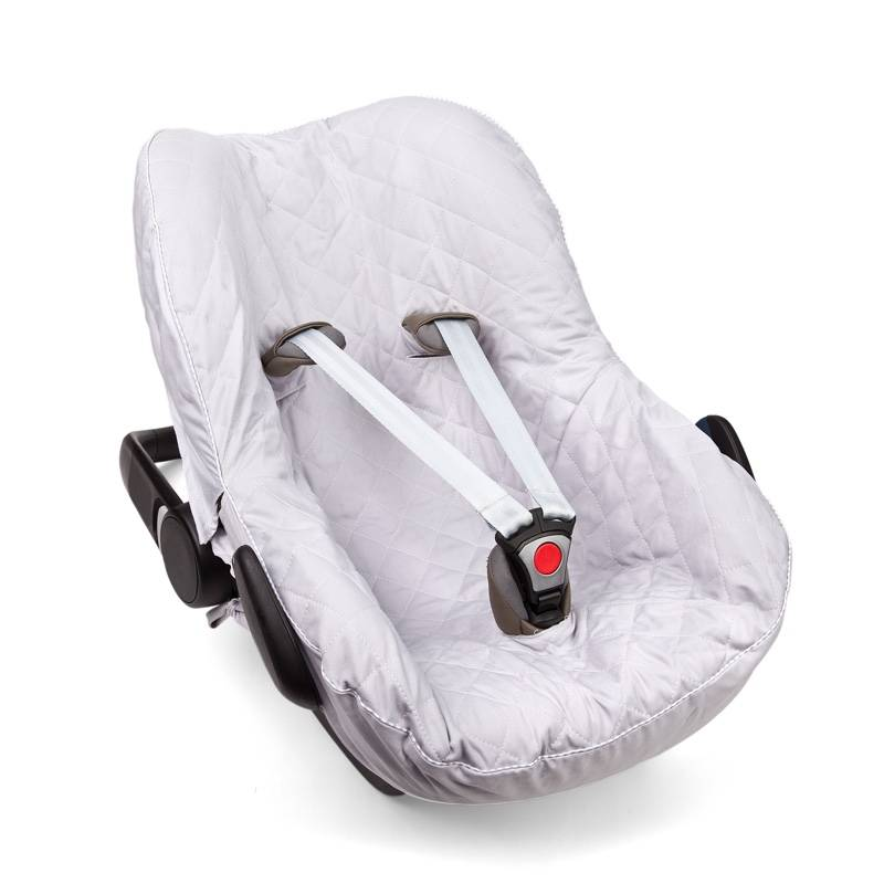 Car seat cover Oxford Soft Pink-1