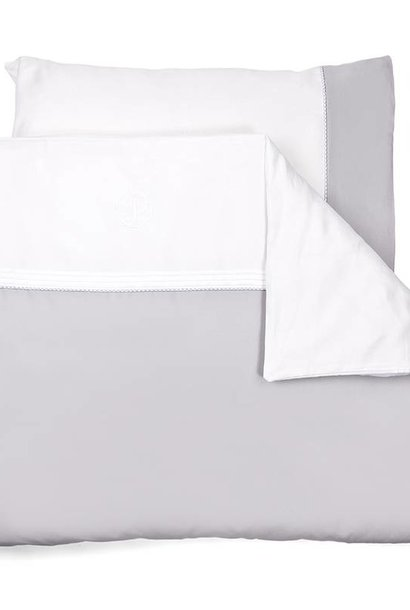 Duvet Cover & Pillow case Oxford Grey