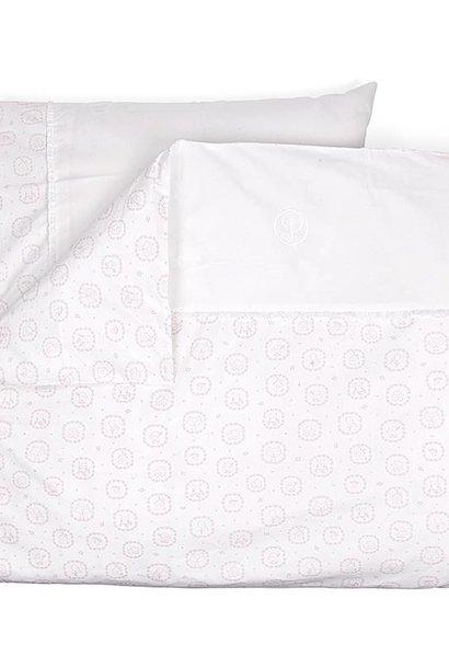 Duvet Cover & Pillow case Little Forest Pink