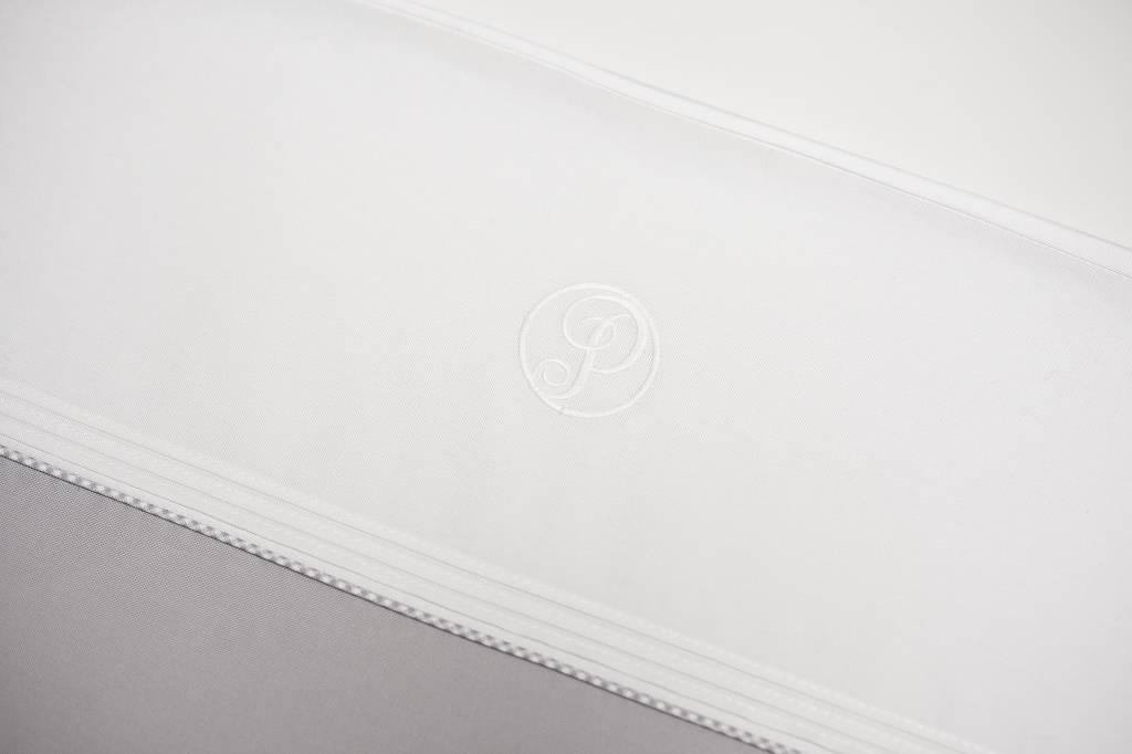 Duvet Cover & Pillow case Oxford Grey-4