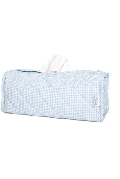 Tissue box hoes Oxford Blue