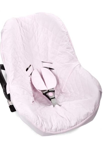 Car seat cover Oxford Soft Pink