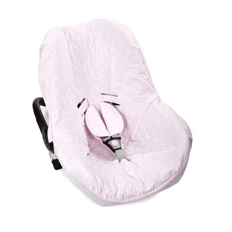 Maxi cosi Autostoelhoes Oxford Soft Pink-1