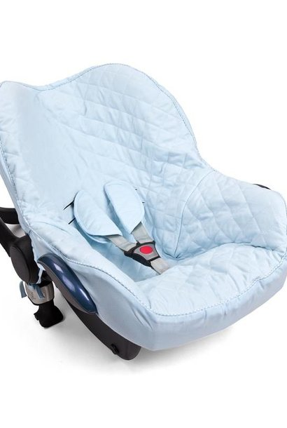 Car seat cover Oxford Blue