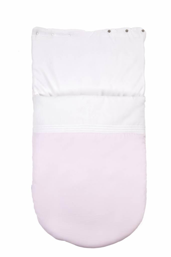 Voetenzak Oxford Soft Pink-3