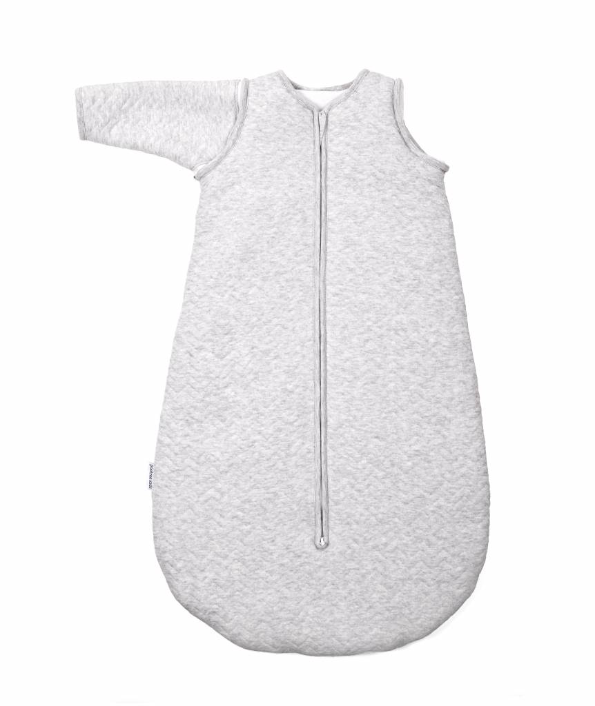 Jersey sleeping bag 70cm with detachable sleeves-2