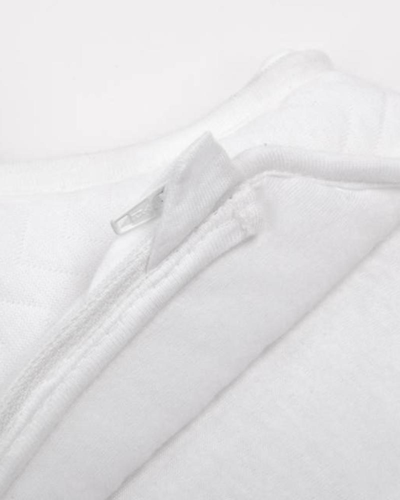 Jersey slaapzak 90cm met afritsbare mouwen