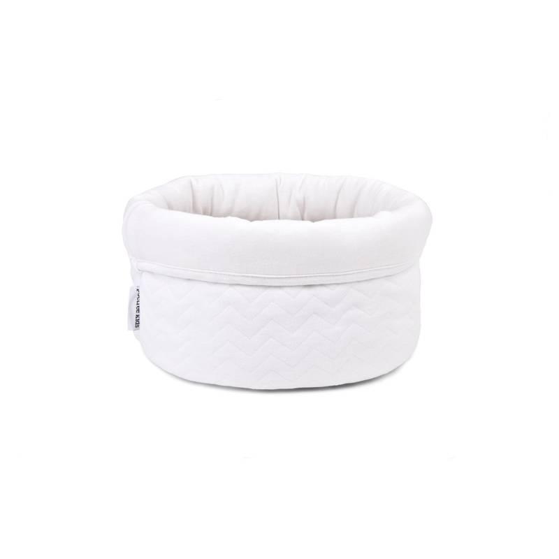 Care basket Chevron White-1