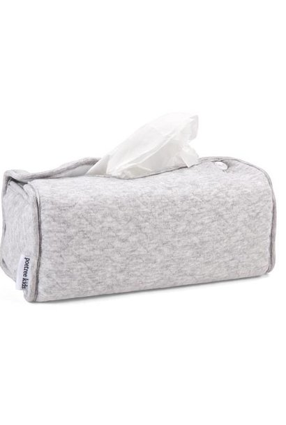 Tissue box hoes