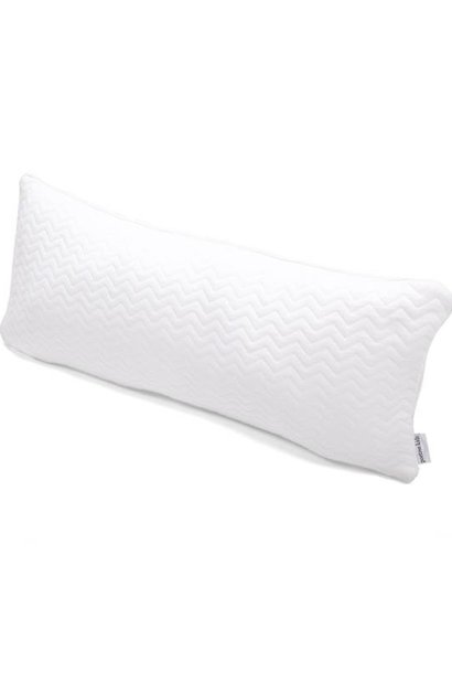 Decoration pillow Chevron White