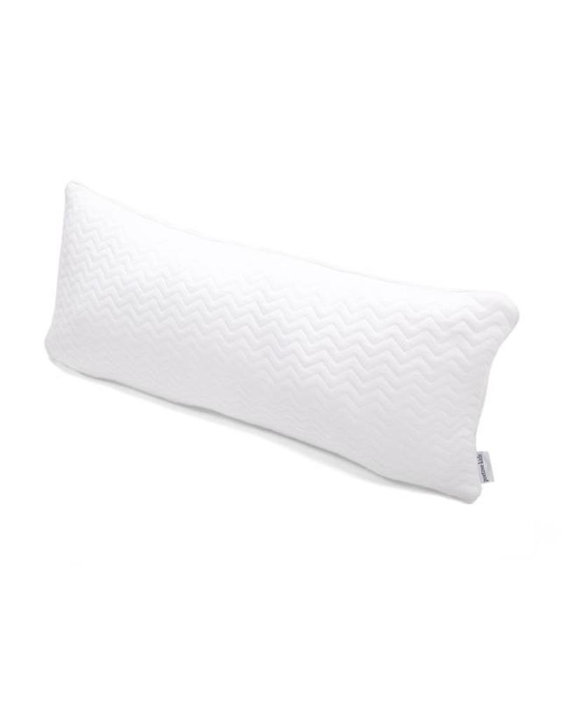 Decoration Pillow Chevron White