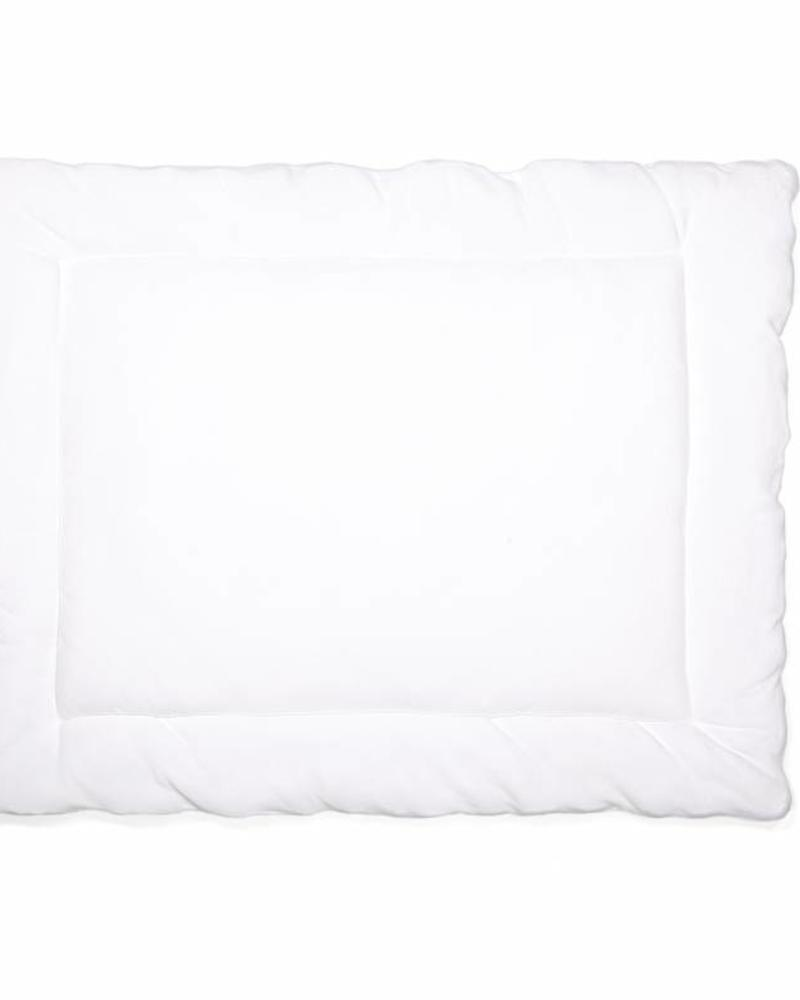 Playpen mat Chevron White