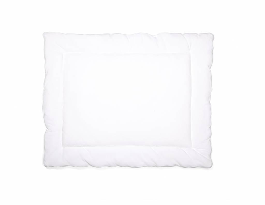 Playpen mat Chevron White-5