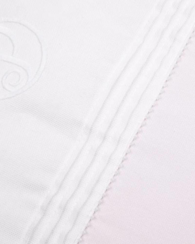 Voetenzak Oxford Soft Pink