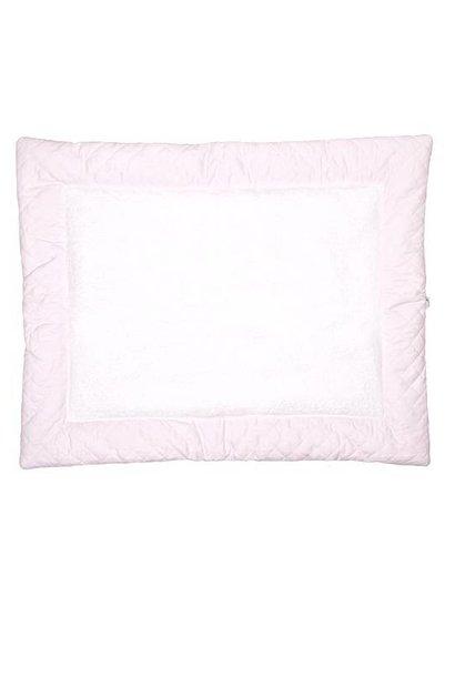 Playpen mat Oxford Soft Pink