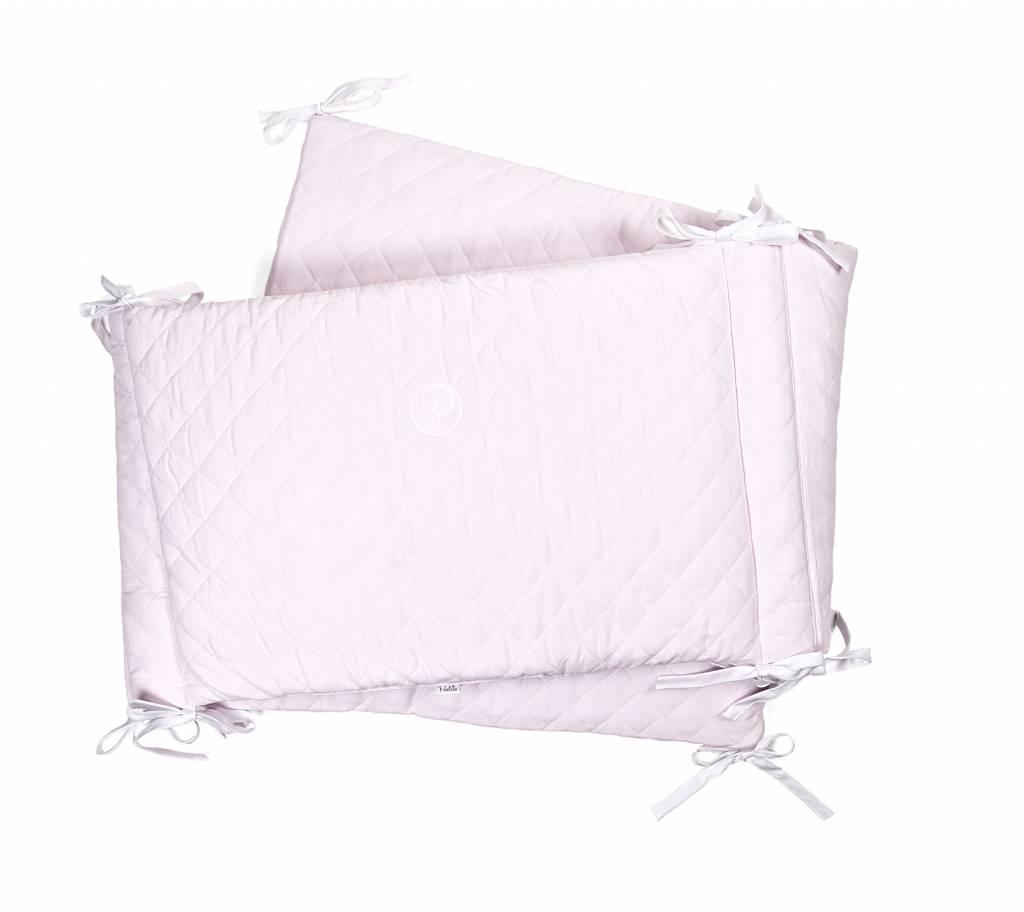 Bedomrander Oxford Soft Pink-3