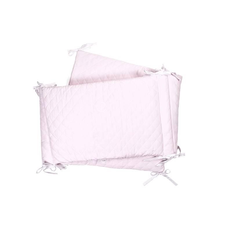 Bedomrander Oxford Soft Pink-1