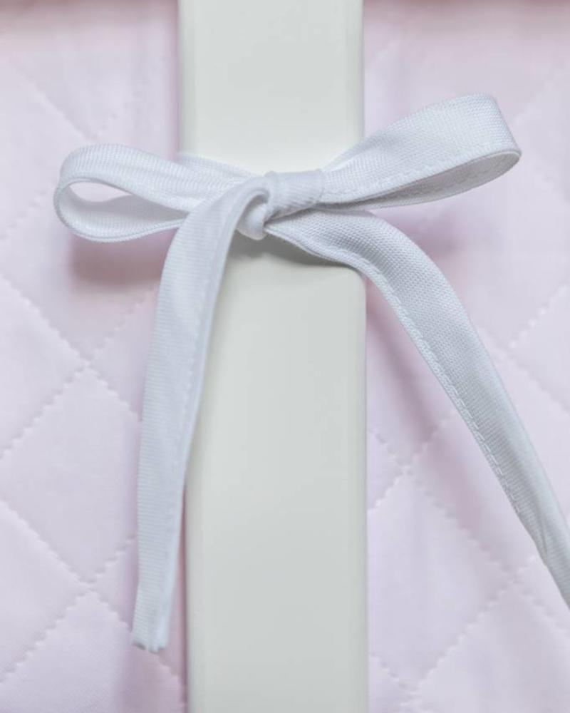 Bedomrander Oxford Soft Pink