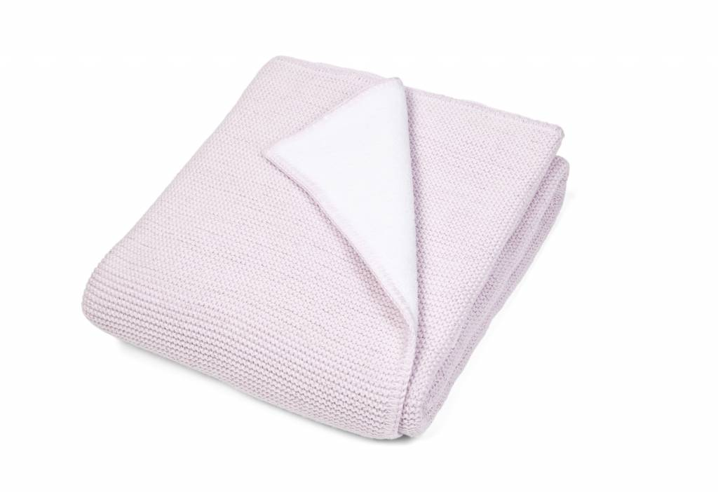 Crib blanket with soft sparkle-1