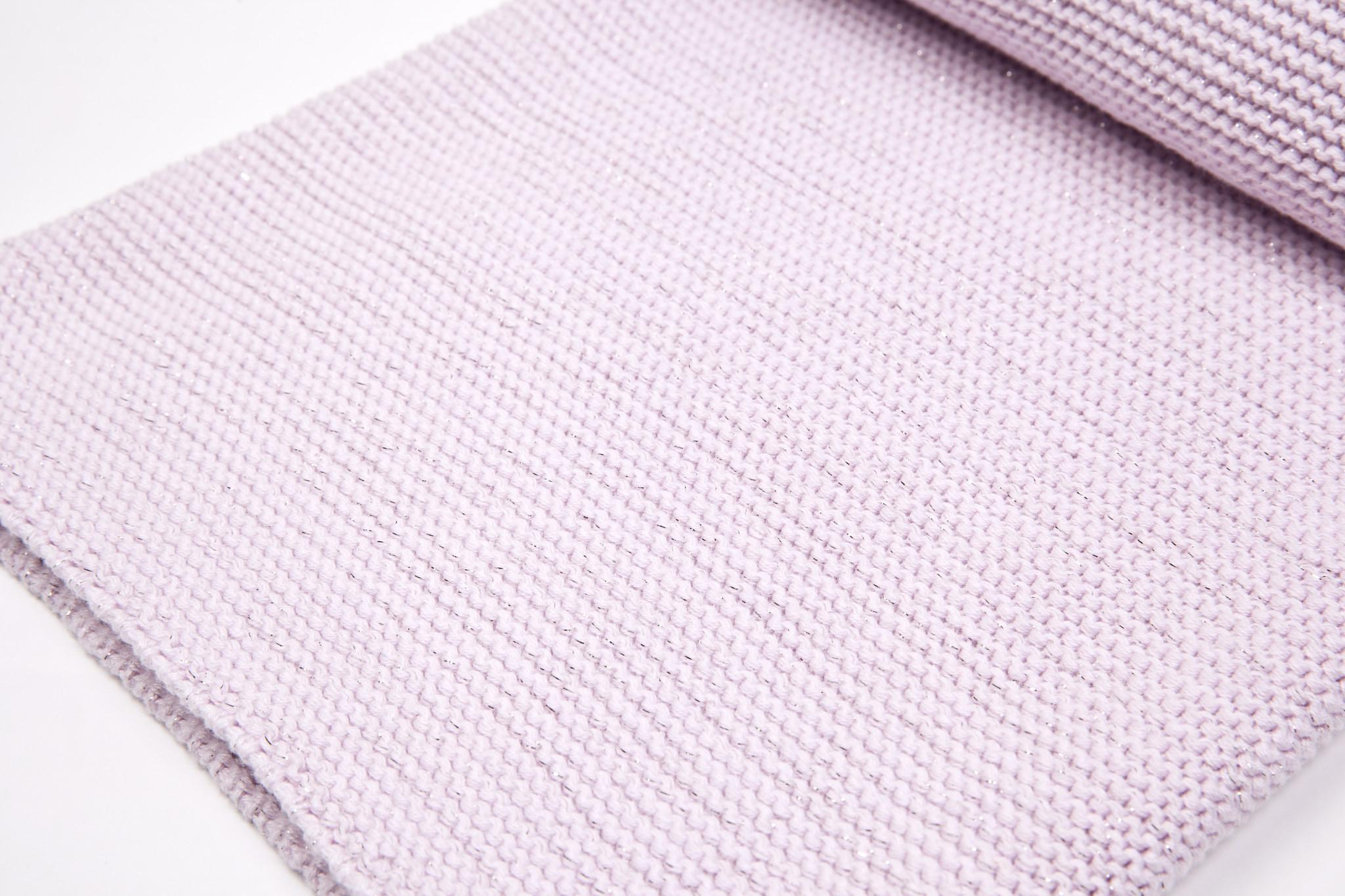 Wieg deken met zachte glans-2