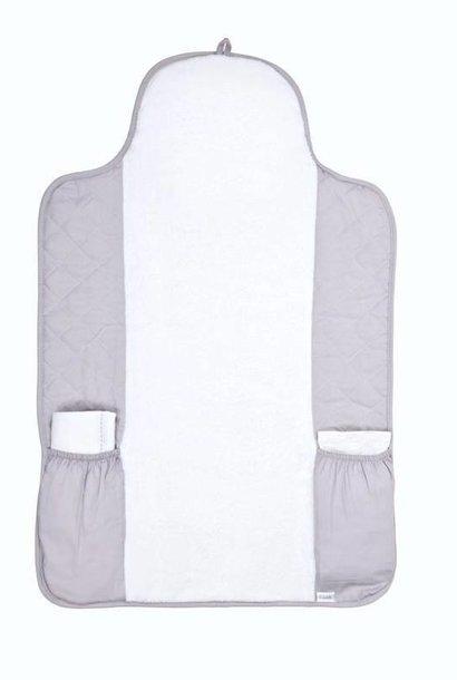 Portable changingmat Oxford Grey