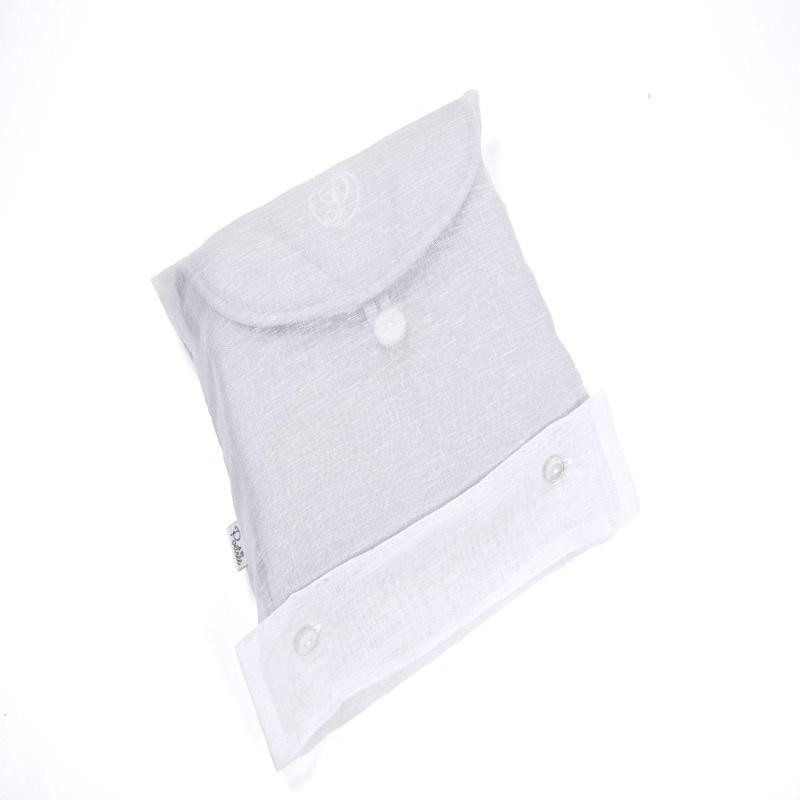 Portable changingmat Oxford Grey-3