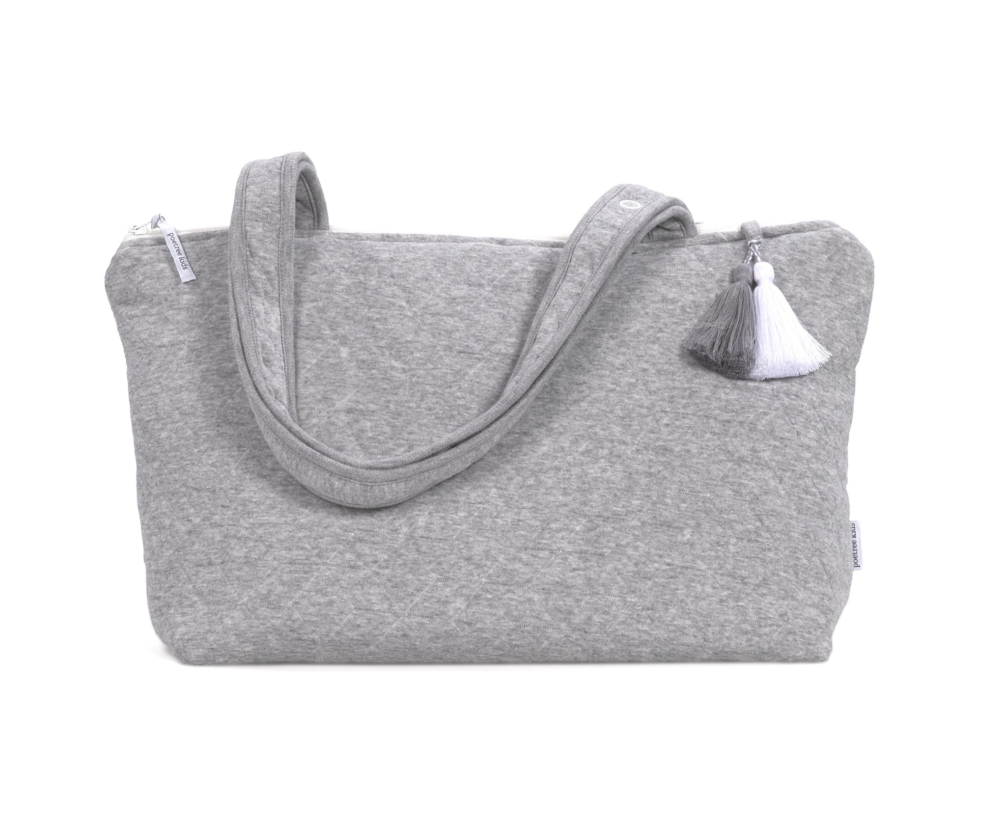 Sac landau Star Grey Melange-3