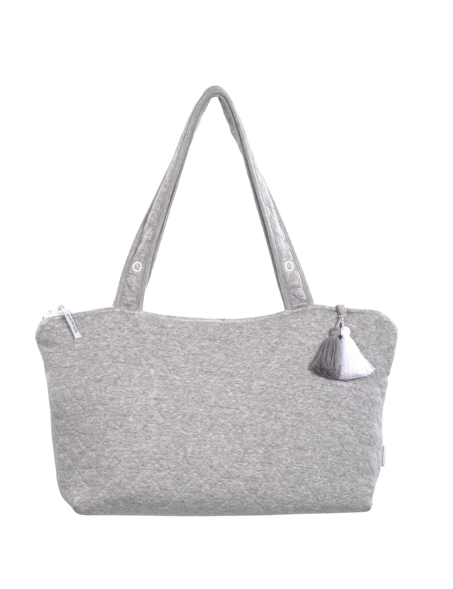 Sac landau Star Grey Melange-4