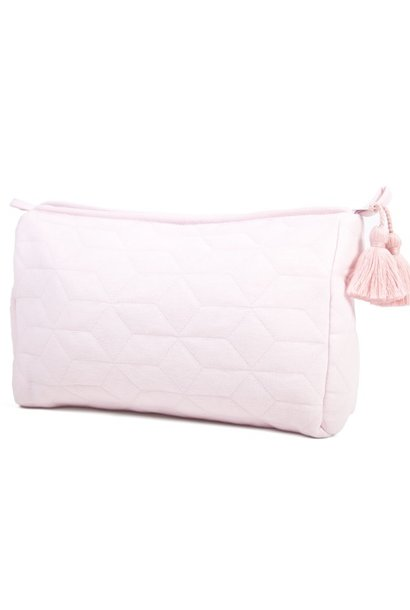 Toiletry bag Star Soft Pink
