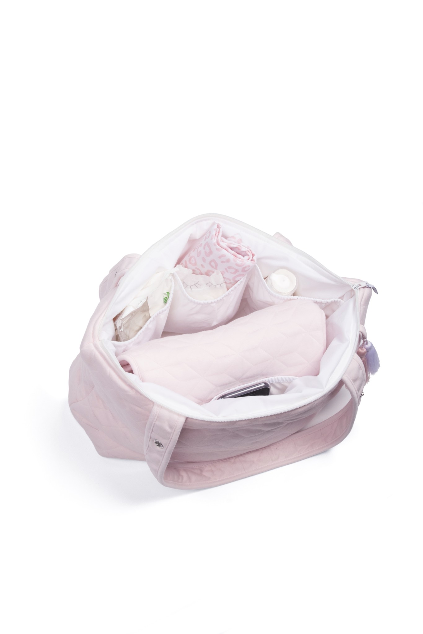 Verzorgingstas Star Soft Pink-2