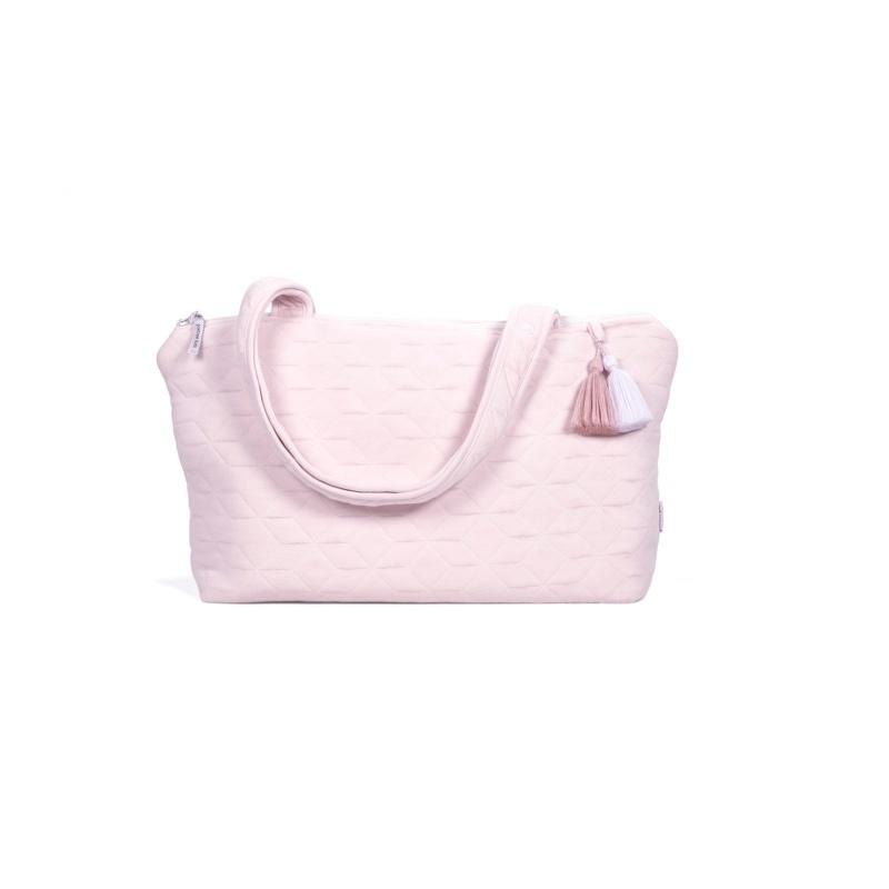 Verzorgingstas Star Soft Pink-1