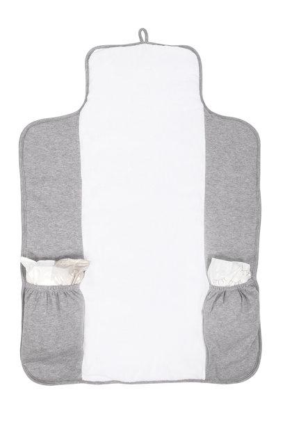 Portable changingmat Star Grey Melange