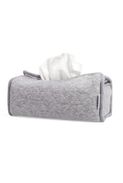 Housse boîte à mouchoirs Star Grey Melange