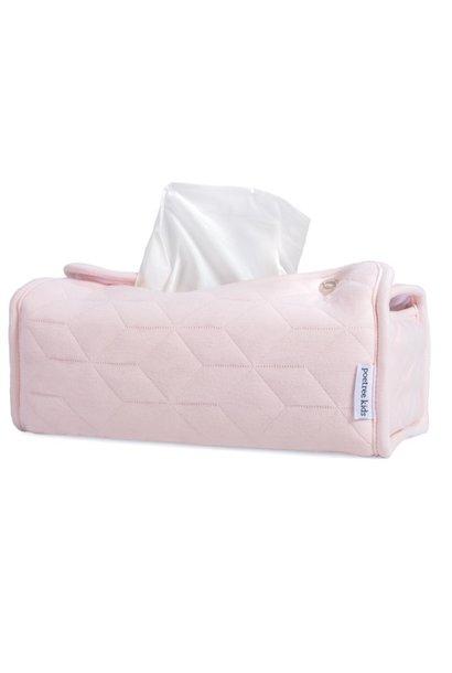 Housse boîte à mouchoirs Star Soft Pink