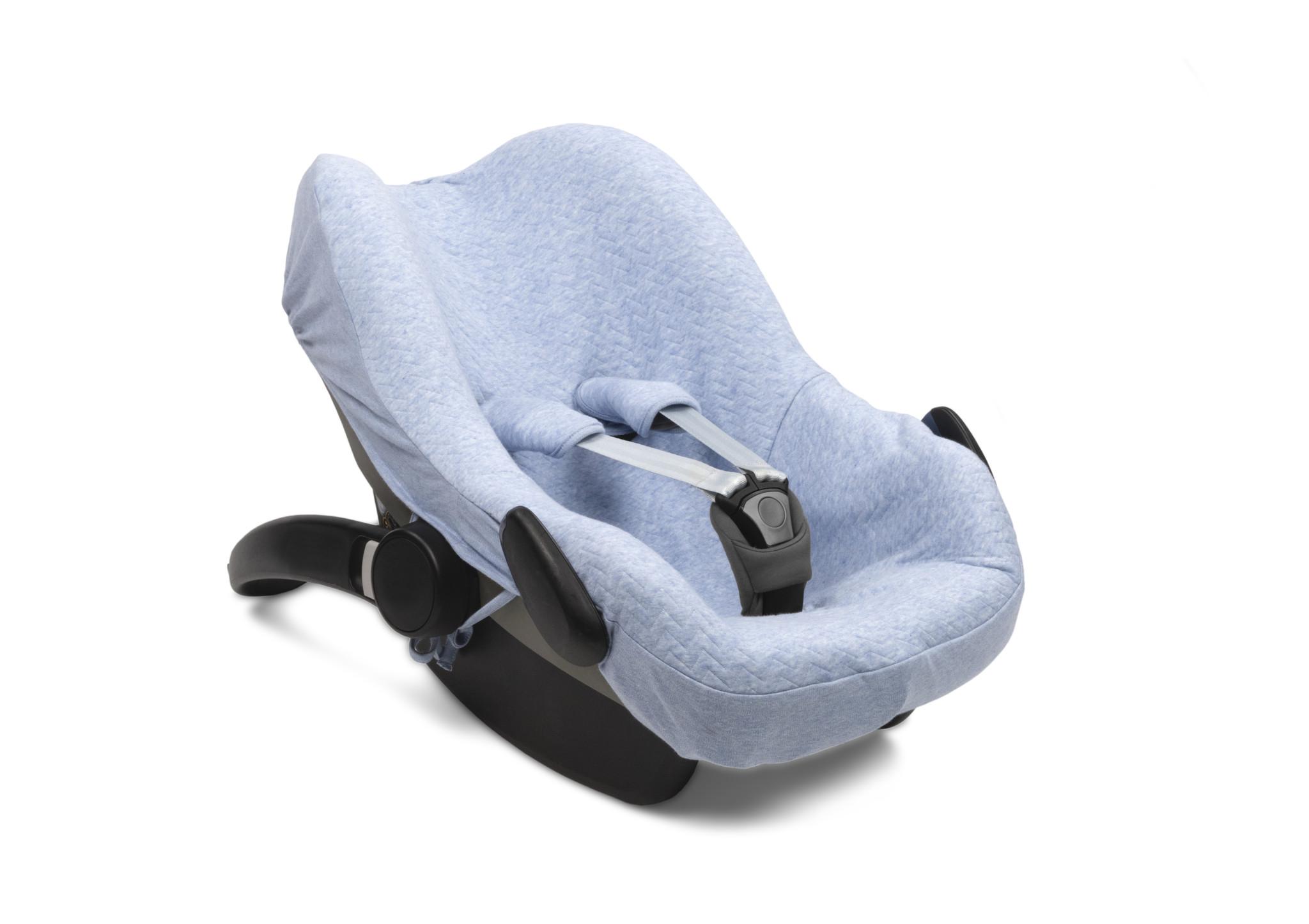 Maxi cosi Autostoelhoes Chevron Denim Blue-2