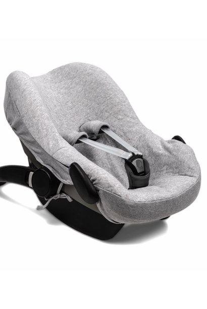 Car seat cover Star Grey Melange