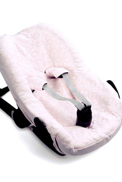 Housse pour siège auto Star Soft Pink