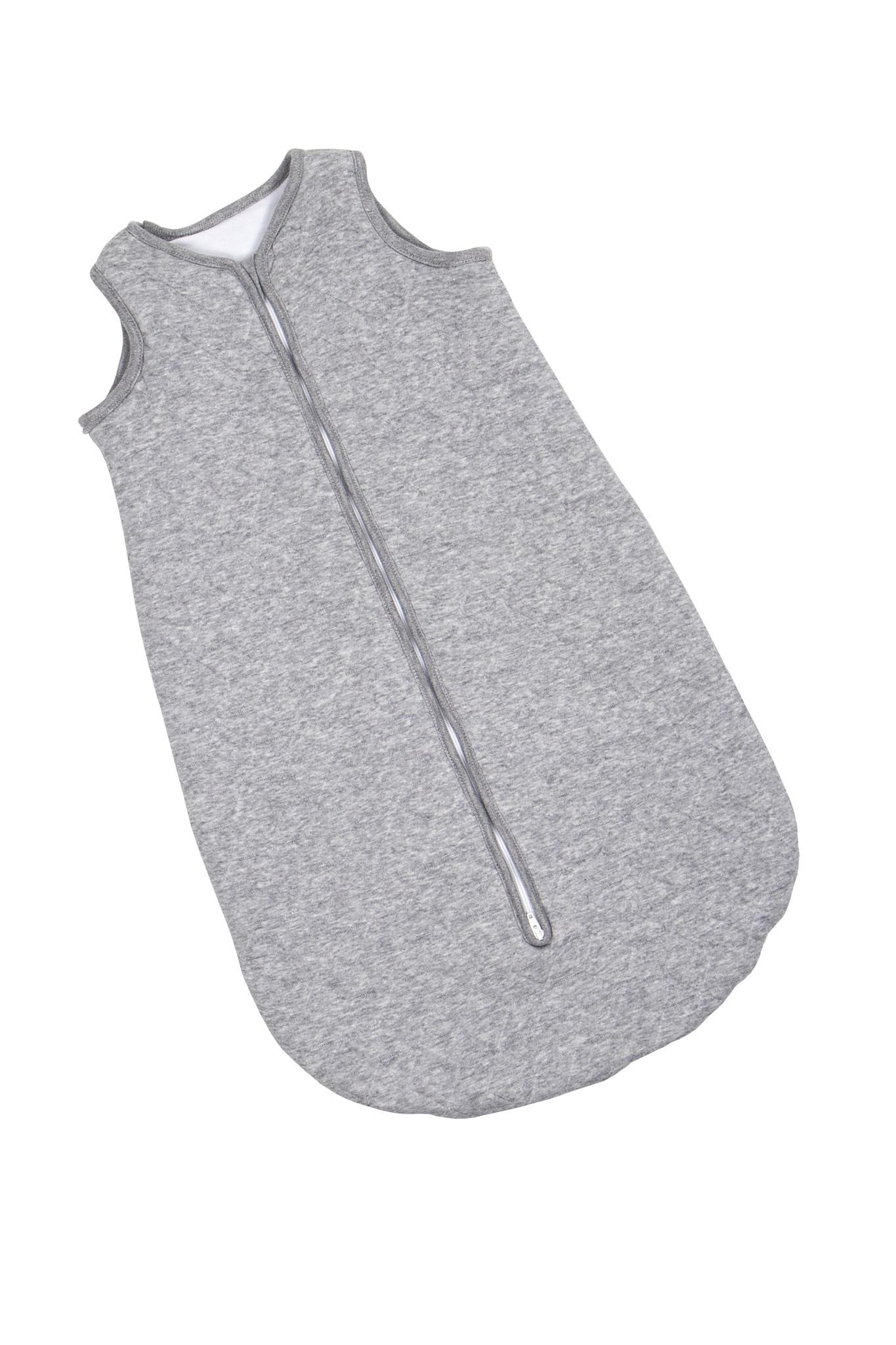 Sac de couchage en jersey 70cm Été Star Grey Melange-3