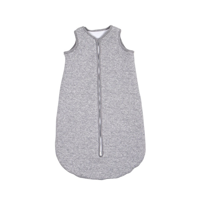 Sac de couchage en jersey 70cm Été Star Grey Melange-1