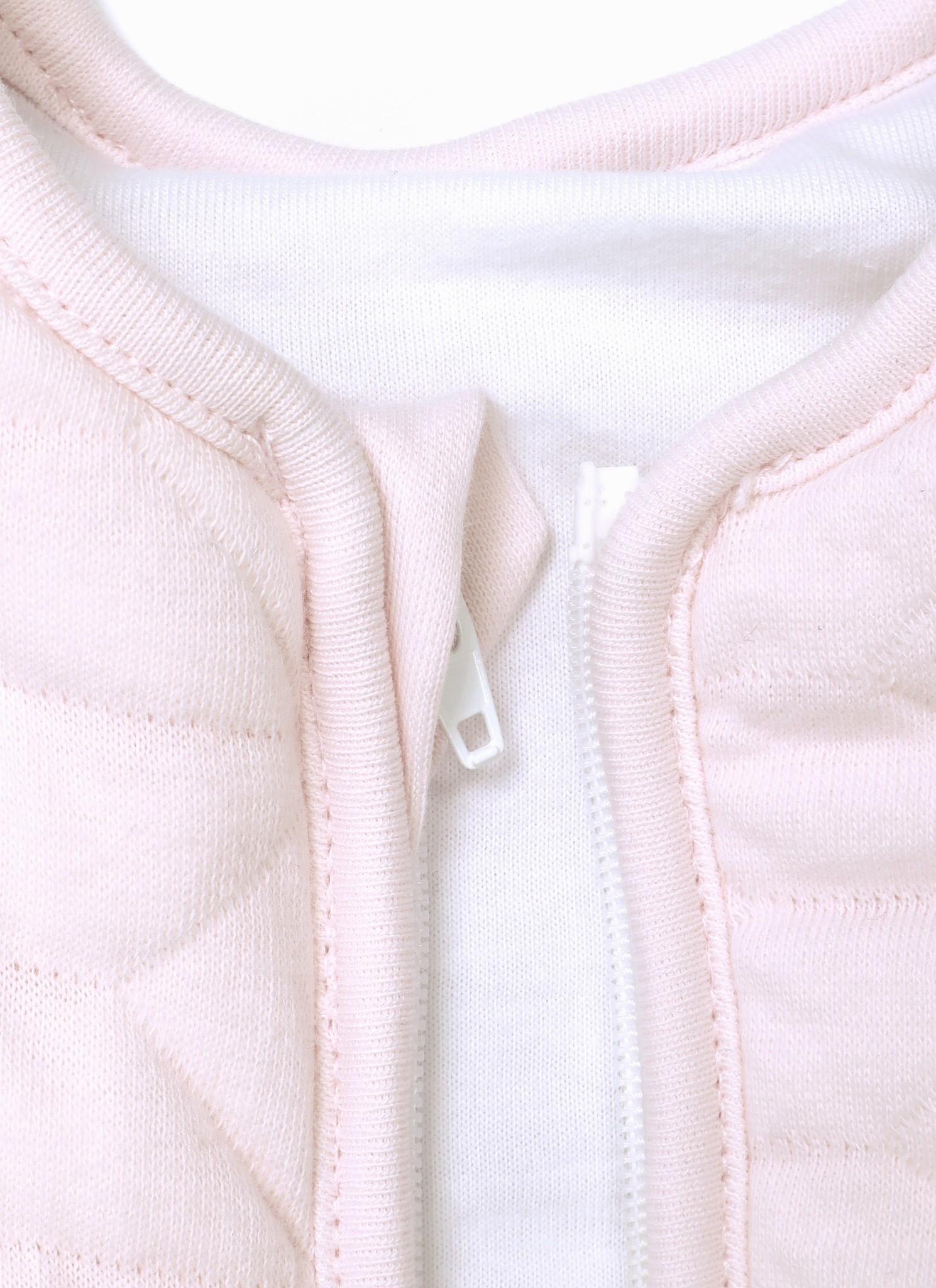 Jersey slaapzak 70cm Zomer Star Soft Pink-3
