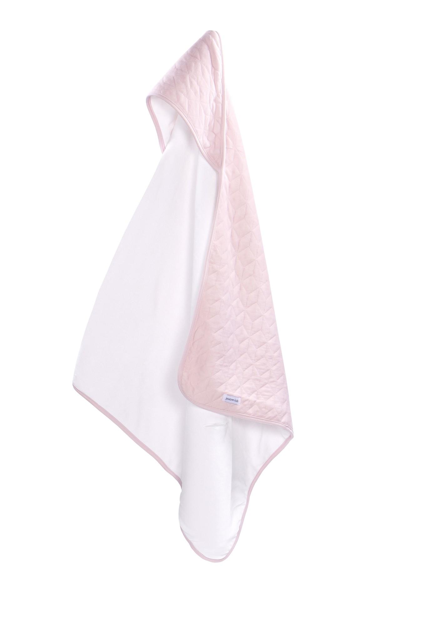 Wikkeldeken Star Soft Pink-3