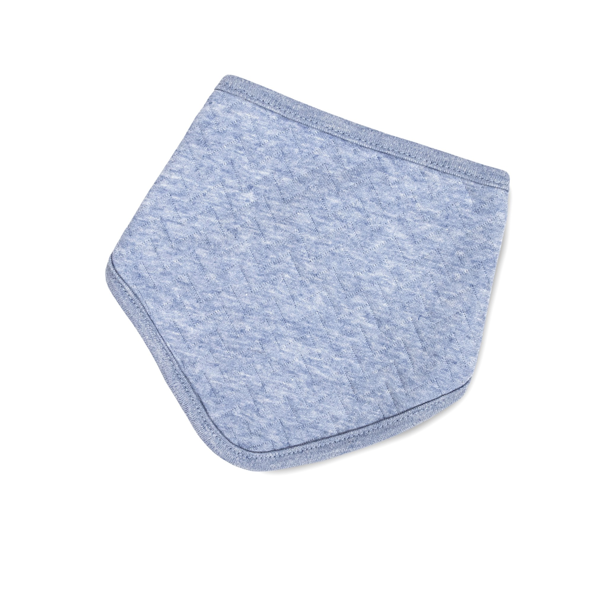 Bandana Chevron Denim Blue-4