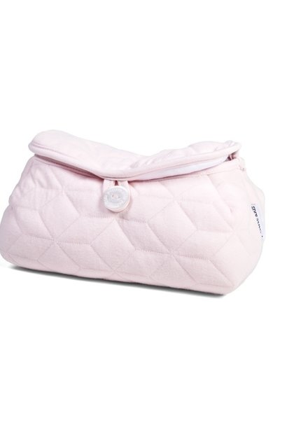 Housse de lingettes pour bébé Star Soft Pink