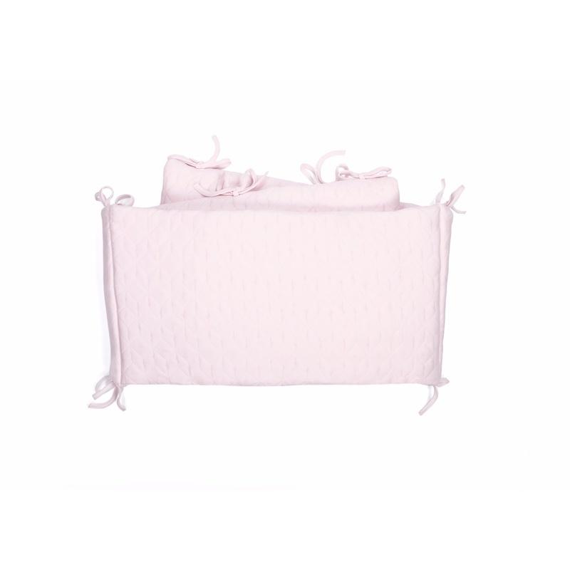 Bedomrander Star Soft Pink-1