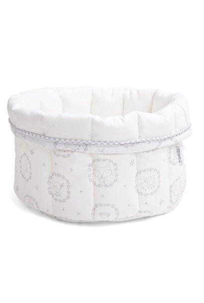Care basket Little Forest Grey
