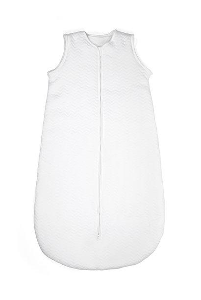 Sac de couchage 90cm Chevron White