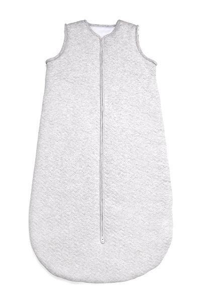 Sleeping bag 90cm Summer Chevron Light Grey Melange