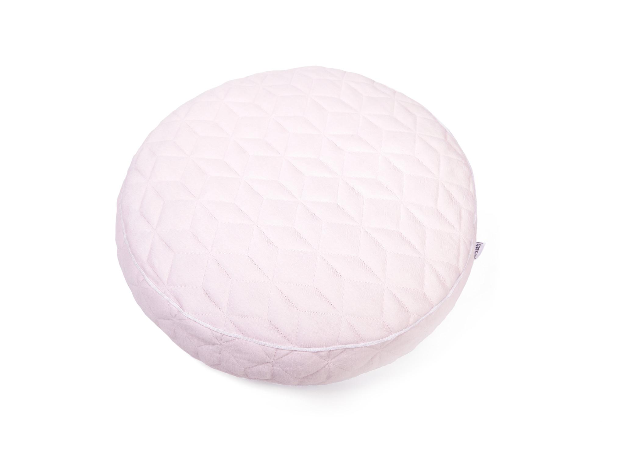 Decoratie kussen Star Soft Pink-1